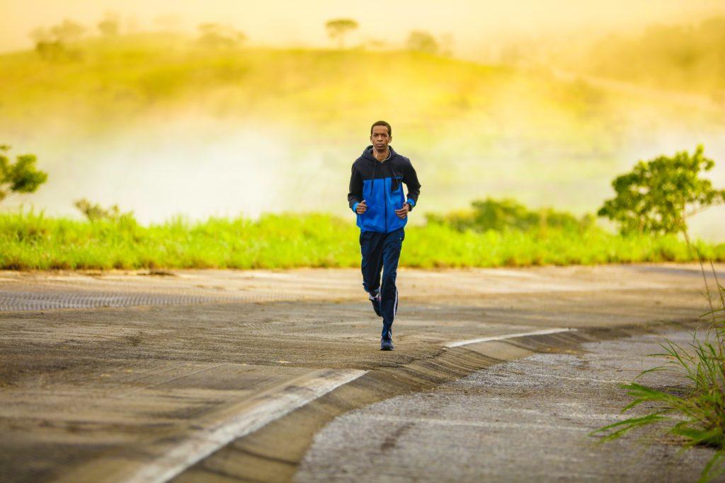 ランニングとジョギングを比較してみる